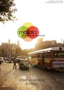 masala stadt und land Titelbild